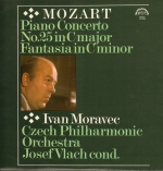 Mozart W.A. Piano Concerto №25 in C major. Fantasia in C minor