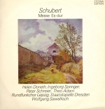 Schubert F. Messe Es-dur