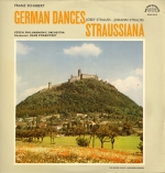 Schubert F. German Dances. Strauss Josef - Strauss Johann. Straussiana